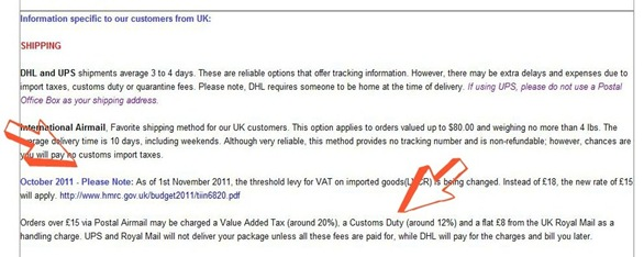 What to do when an item you ordered hasn't arrived?
